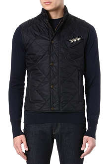 MATCHLESS Grove quilted gilet