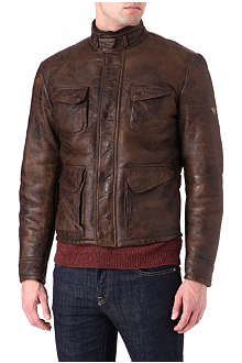 MATCHLESS Fulham leather jacket