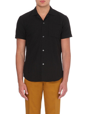 SEVERAL Byron regular-fit cotton shirt