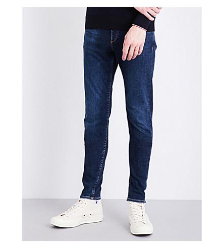 RAG & BONE Dukes skinny mid-rise jeans (Dukes
