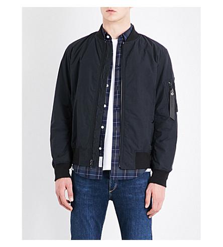 RAG & BONE Manston cotton jacket (Black