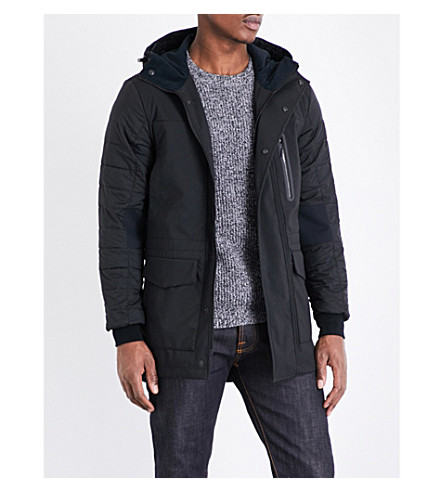 CANADA GOOSE Selwyn down-filled shell jacket (Black