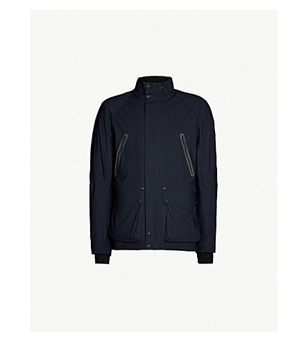 BELSTAFF Jetstream shell jacket (Deep+navy