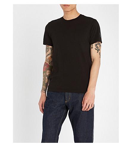 BELSTAFF Thom cotton T-shirt (Black
