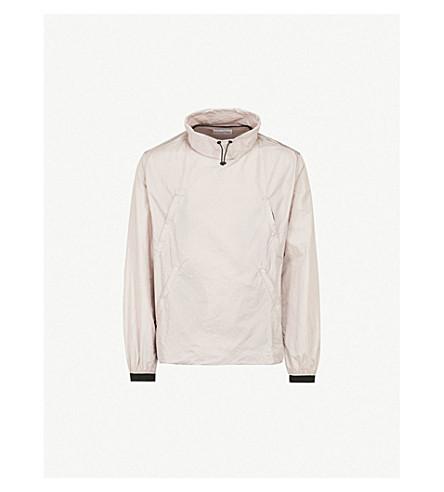 MKI MIYUKI-ZOKU Crinkled shell track jacket (Pink 25