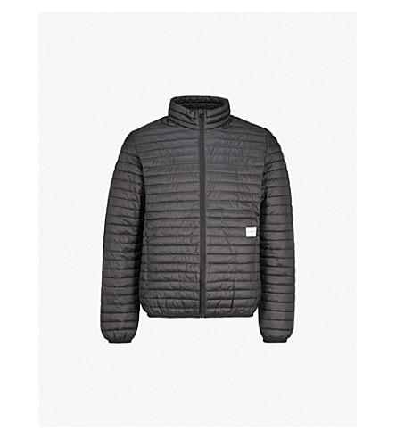 MKI MIYUKI-ZOKU Padded shell jacket (Black