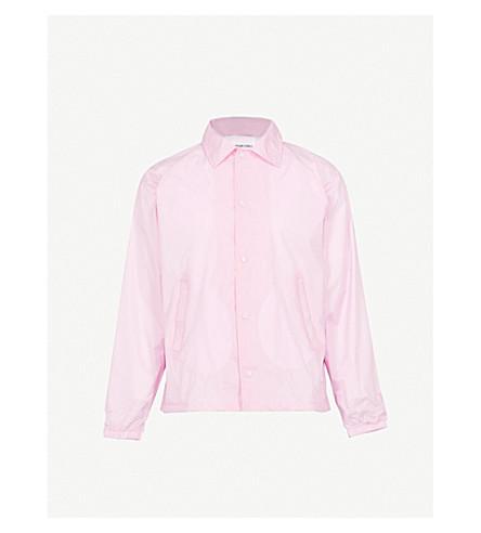 MKI MIYUKI-ZOKU Symbol shell coach jacket (Pink