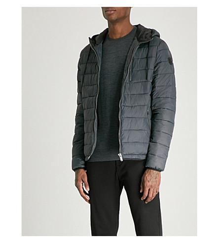 MOOSE KNUCKLES Ivvavik shell jacket (Granite