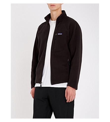 PATAGONIA Synchilla fleece jacket (Black