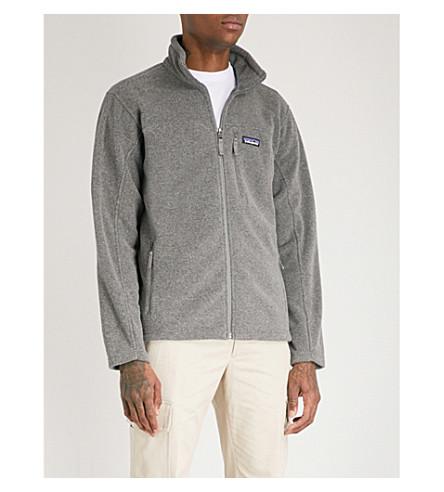 PATAGONIA Synchilla fleece jacket (Nikel