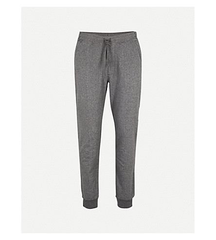 PATAGONIA Mahnya cotton-blend jogging bottoms (Forge+grey