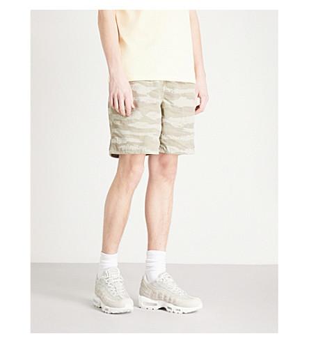 PATAGONIA Baggies camouflage-print woven shorts (Rock+camo+hex+grey