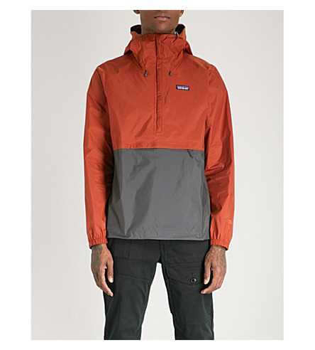 PATAGONIA Torrentshell recylced shell jacket (Copper+ore