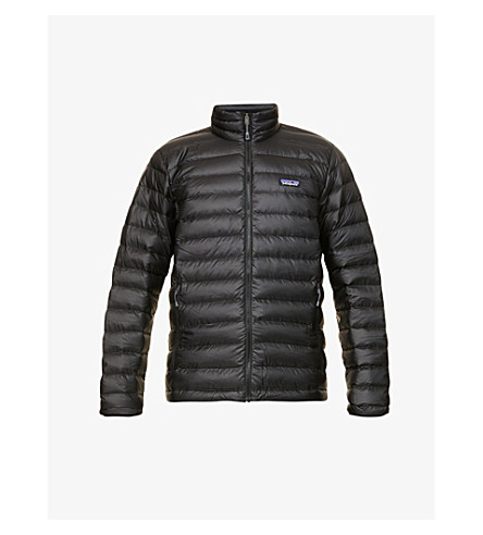 PATAGONIA Padded recycled shell jacket (Black