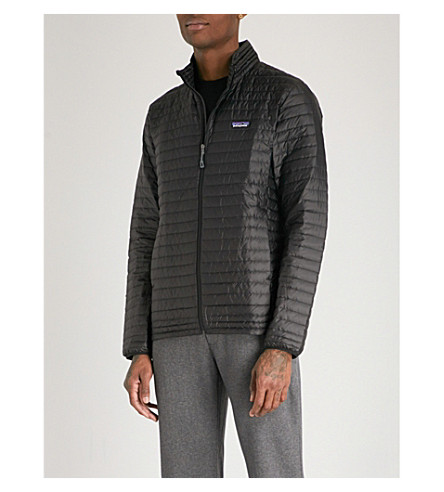 PATAGONIA Down Shirt shell-down jacket (Black