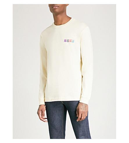 EINE Type jersey top (Off+white