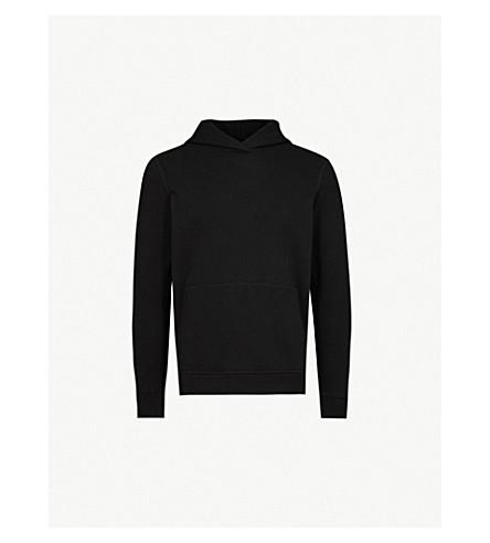 约翰艾略特恶棍棉球衣 hoody (黑色