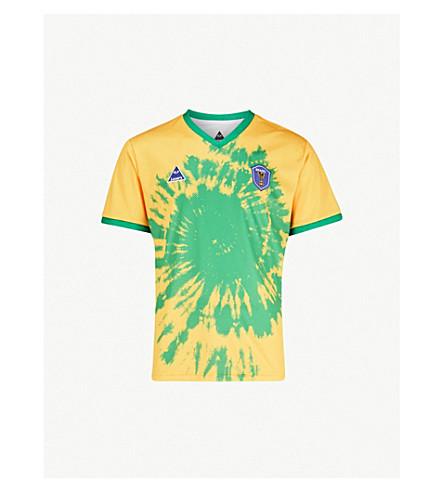 LOVERS FC Selfridges x Lovers F.C. jersey football shirt (Brazil