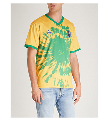 LOVERS FC Selfridges x Lovers F.C. jersey football shirt Brazil Buy Cheap Outlet Store sfTJEK6