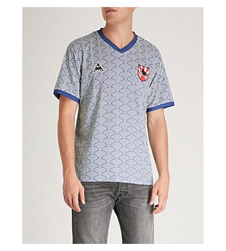 fútbol C Japón AMANTES de de F Lovers x Selfridges FC camiseta 8qTxvrX8w