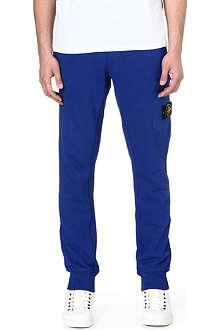 STONE ISLAND Badge logo jogging bottoms