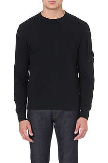 CP COMPANY Pocket-detail sweatshirt
