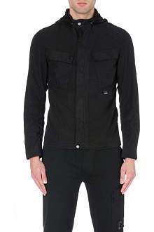 CP COMPANY Goggle hood coat