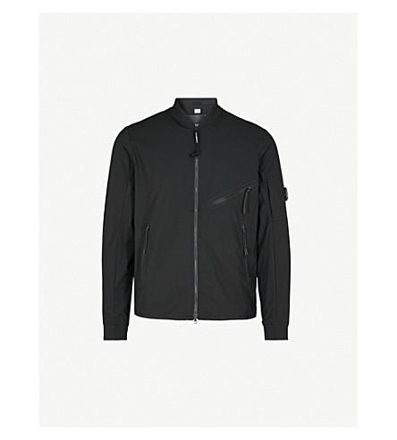 CP COMPANY Pro-tek shell bomber jacket (Black