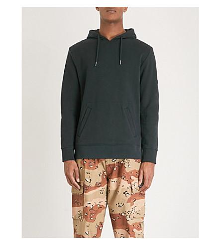 PENFIELD Westridge cotton-jersey hoody (Black