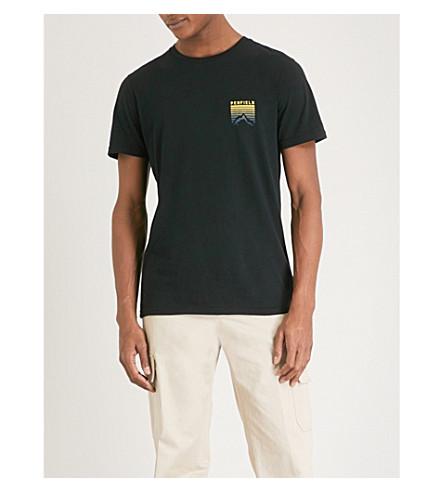 PENFIELD Caputo cotton-jersey T-shirt (Black