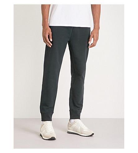 PENFIELD Hopedale cotton-jersey jogging bottoms (Black