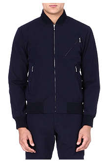YMC Zip-pocket bomber jacket