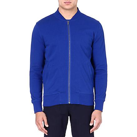 YMC Cotton bomber jacket (Royal