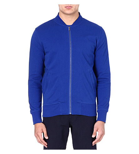 YMC Cotton bomber jacket (Royal