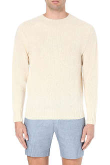 YMC Knitted wool jumper