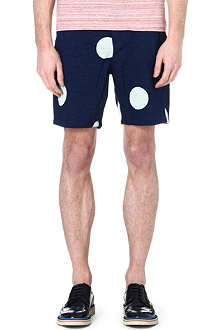 YMC Polka-dot shorts