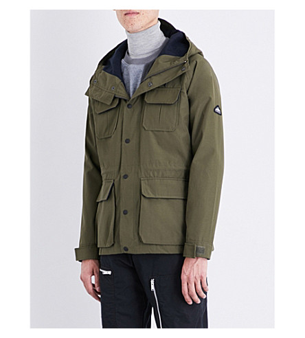 PENFIELD Kasson woven jacket (Olive