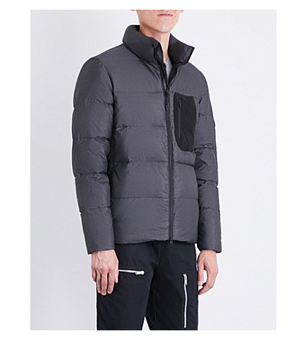 PENFIELD Hanlon shell-down jacket (Black