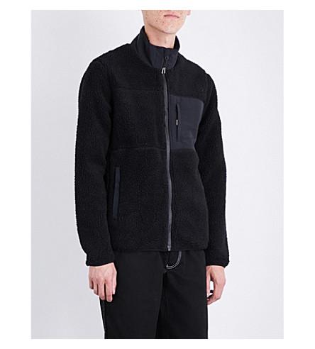 PENFIELD Mattawa fleece jacket (Black
