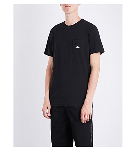 PENFIELD Jackson cotton-jersey T-shirt (Black
