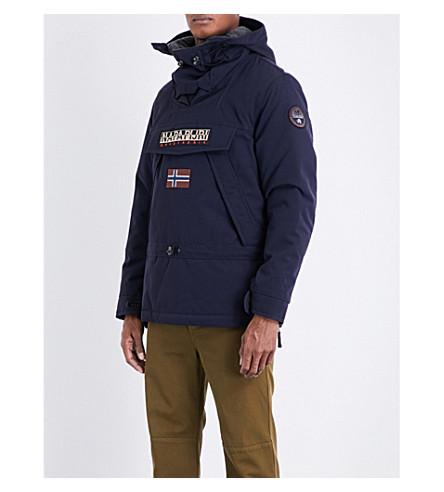 NAPAPIJRI Skidoo shell jacket (Blue+marine