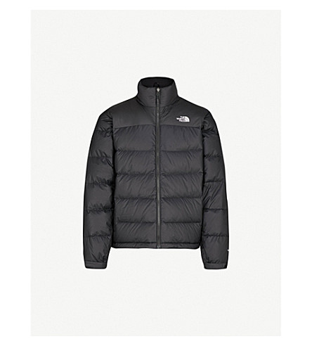 THE NORTH FACE Nuptse 2 shell-down jacket (Blk/high+rise+grey