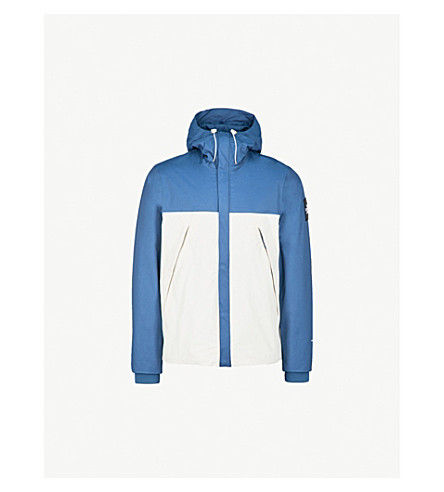 THE NORTH FACE 1990 Mountain cotton-blend jacket (Teal/white