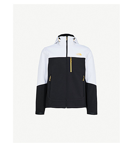 THE NORTH FACE Apex Bionic tech-jersey hoody (White/+blk
