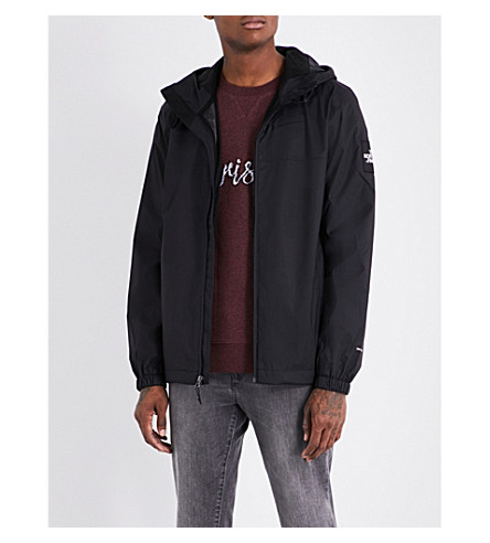 THE NORTH FACE Mountain Q shell jacket (Tnf+black/high+rise+grey