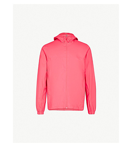 THE NORTH FACE Mountain Q shell jacket (Raspberry+red