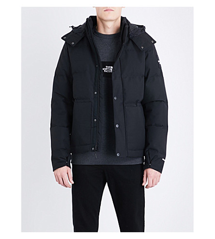 THE NORTH FACE Box Canyon shell-down jacket (Tnf+black