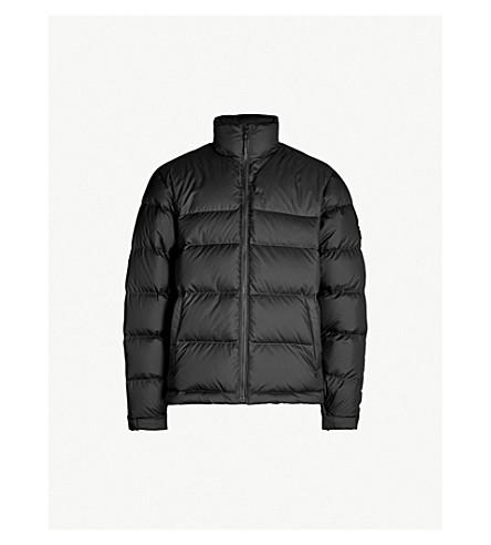 THE NORTH FACE 1992 Nuptse shell and down-blend jacket (Asphalt grey