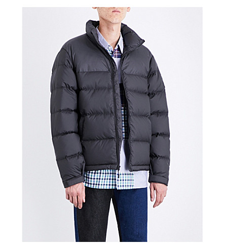 THE NORTH FACE 1992 Nuptse shell-down jacket (Tnf+black