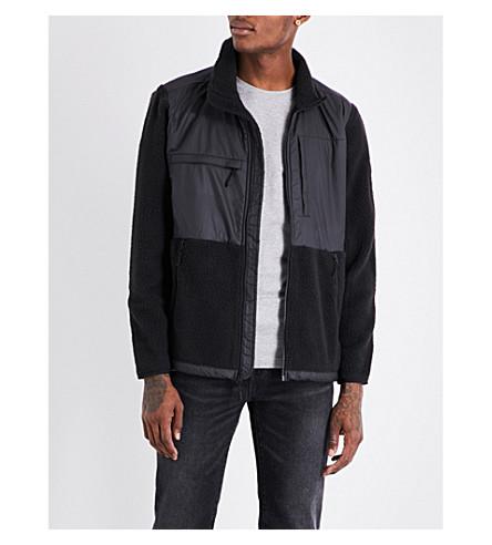 THE NORTH FACE Denali shell and fleece jacket (Tnf+black